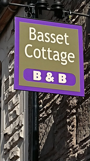 B&B Basset Cottage - Bed and Breakfast Perthshire