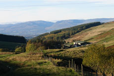 Holiday in Perthshire
